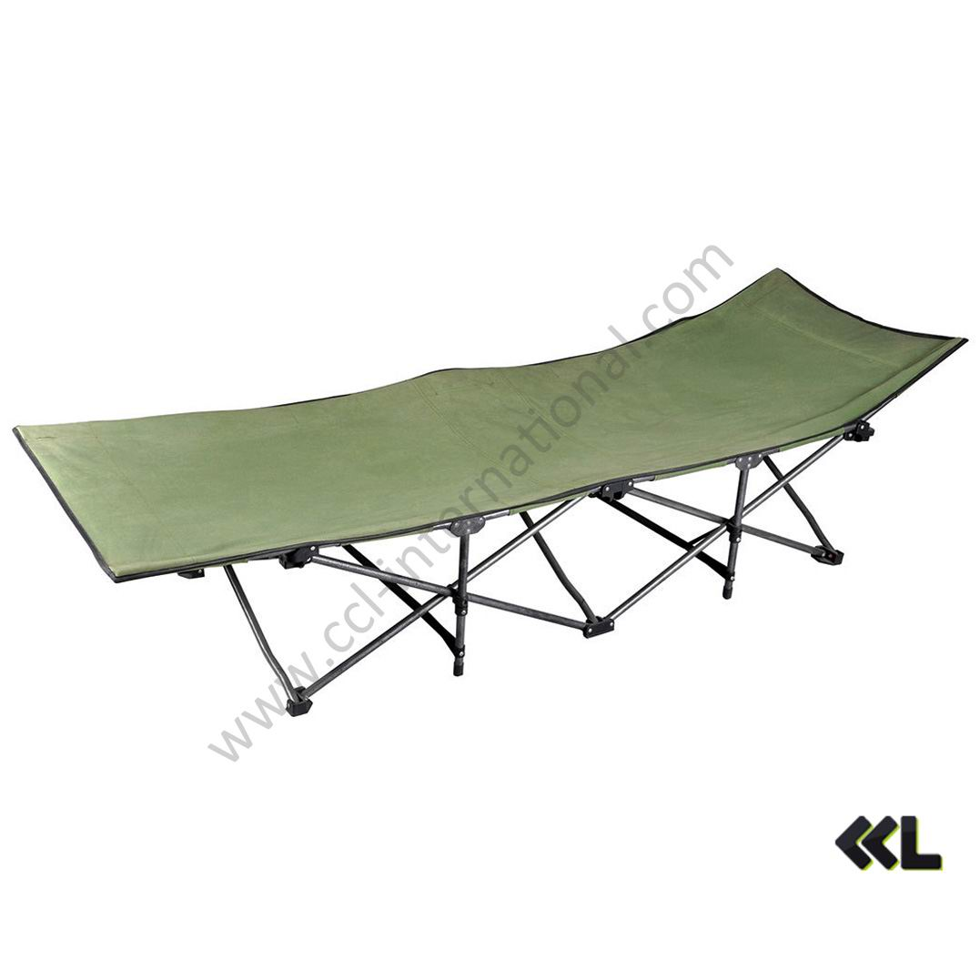 - 4103 Army Camping Folding Bed FB03