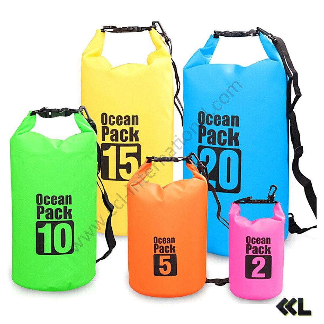 3102 Waterproof Ocean Pack PVC Tarpaulin Rafting Swim Dry Bag